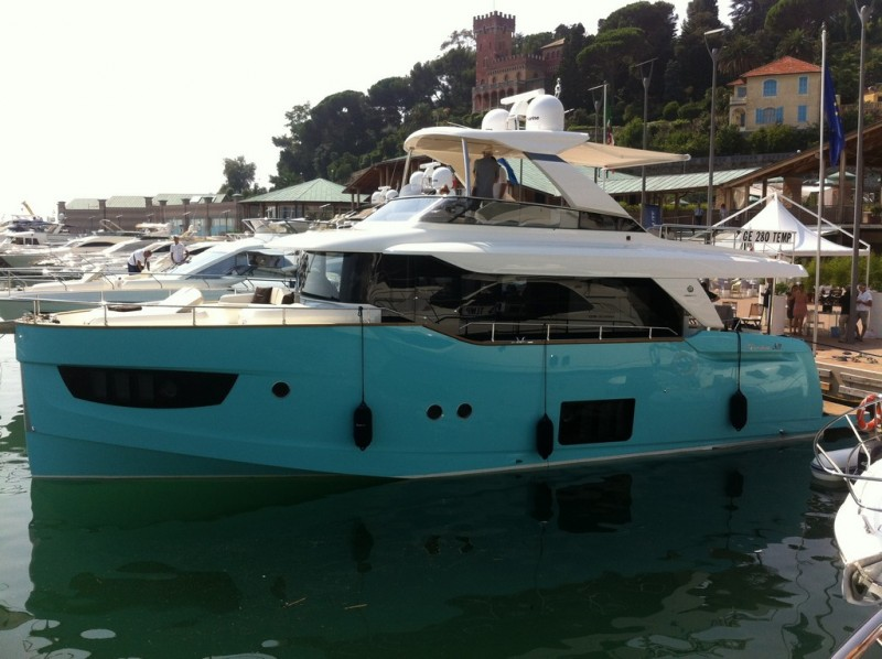 First drive of the Absolute Navetta review - Motor Boat Yachting
